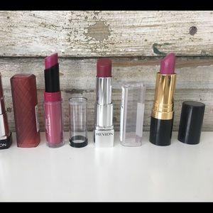 Makeup - 5 for $16 Various Revlon NEW lipsticks